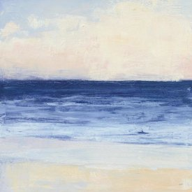 Julia Purinton - True Blue Ocean I