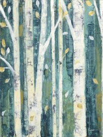 Julia Purinton - Birches in Spring II