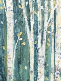 Julia Purinton - Birches in Spring III