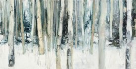 Julia Purinton - Winter Woods III