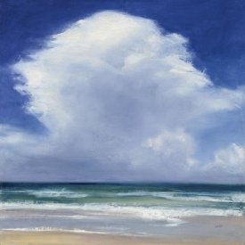 Julia Purinton - Beach Clouds II