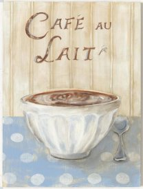 Wild Apple Portfolio - Cafe Au Lait