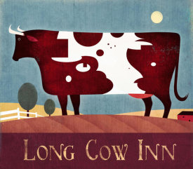 Martin Wickstrom - Long Cow Inn
