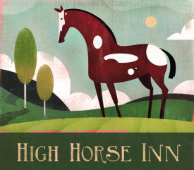Martin Wickstrom - High Horse Inn