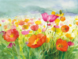 Danhui Nai - Meadow Poppies