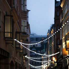 Keri Bevan - Lights in Soho