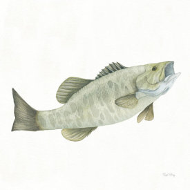 Elyse DeNeige - Gone Fishin Small Mouth