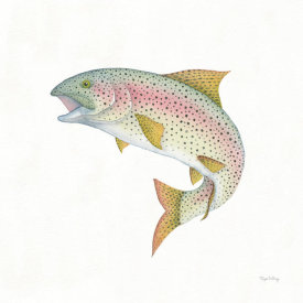 Elyse DeNeige - Gone Fishin Rainbow