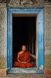 Leah Kennedy - The Monks Of Wat Bo