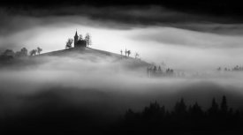 Sandi Bertoncelj - Above The Mist