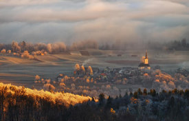 Ales Komovec - Early Winter Morning