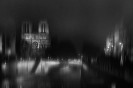 Sol Marrades - Night - Cathedral Notre Dame