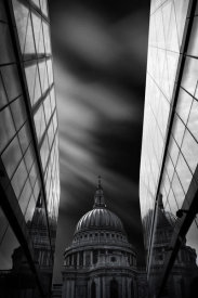 Nader El Assy - The St Paul's Cathedral In Reflection