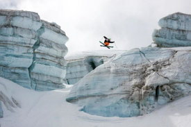 Tristan Shu - Candide Thovex Out Of Nowhere Into Nowhere