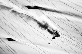 Lorenzo Rieg - Skiing Powder Ii