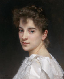 William-Adolphe Bouguereau - Gabrielle