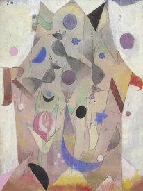 Paul Klee - Persian Nightingales