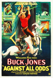 Hollywood Photo Archive - Against All Odds Buck Jones, 1924