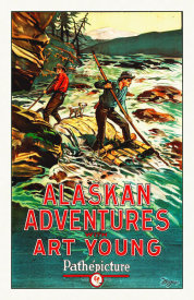 Hollywood Photo Archive - Alaskan Adventures, 1926