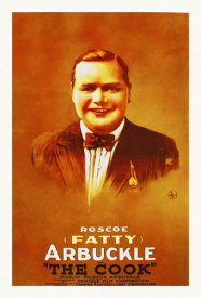 Hollywood Photo Archive - Arbuckle in The Cook, 1918
