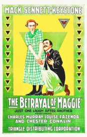 Hollywood Photo Archive - Betrayal of Maggie, 1917