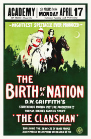 Hollywood Photo Archive - Birth of a Nation, poster