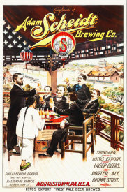 Hollywood Photo Archive - Brewing, 1900
