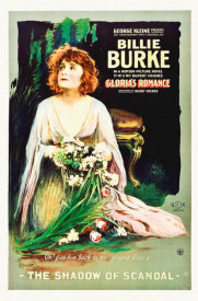 Hollywood Photo Archive - Burke, Billie, The Shadow of Scandal,  1916