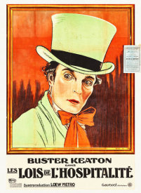 Hollywood Photo Archive - Buster Keaton