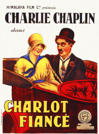 Hollywood Photo Archive - Charlie Chaplin, The Jitney Elopement, 1915