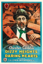 Hollywood Photo Archive - Dizzy Heights and Daring Hearts
