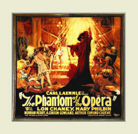 Hollywood Photo Archive - phantom poster A