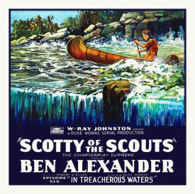 Hollywood Photo Archive - Scotty of the Scouts