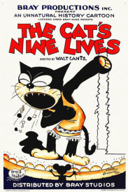 Hollywood Photo Archive - The Cat's Nine Lives