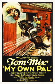 Hollywood Photo Archive - Tom Mix My Own Pal, 1924