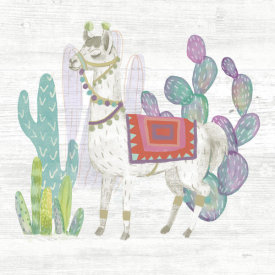 Mary Urban - Lovely Llamas V