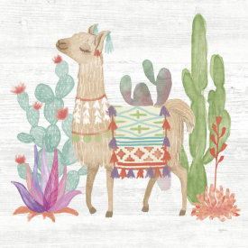 Mary Urban - Lovely Llamas IV
