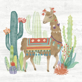 Mary Urban - Lovely Llamas III