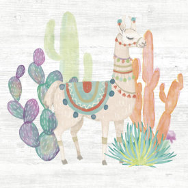 Mary Urban - Lovely Llamas II