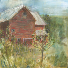 Sue Schlabach - Barn Orchard