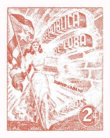 Wild Apple Portfolio - Cuba Stamp XXI Bright