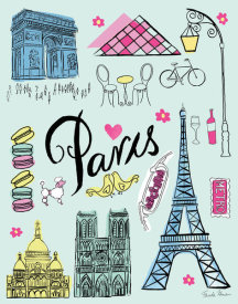 Farida Zaman - Travel Paris
