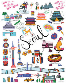 Farida Zaman - Travel Seoul