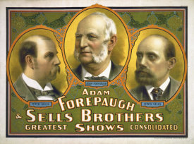 Hollywood Photo Archive - Adam Forepaugh & Sells Brothers  4