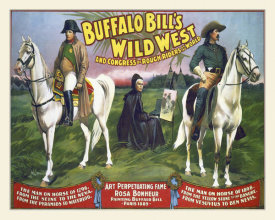 Hollywood Photo Archive - Buffalo Bill's Wild West And Congress Of Rough Riders Of The World - 1896