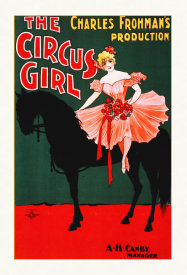 Hollywood Photo Archive - Charles Frohman's Production, The Circus Girl -1897