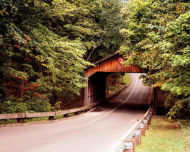 Brookview Studio - Covered Bridge