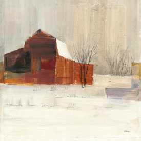 Albena Hristova - Winter on the Farm