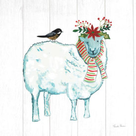 Farida Zaman - Holiday Farm Animals III