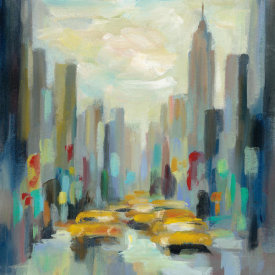 Silvia Vassileva - Manhattan Sketches II